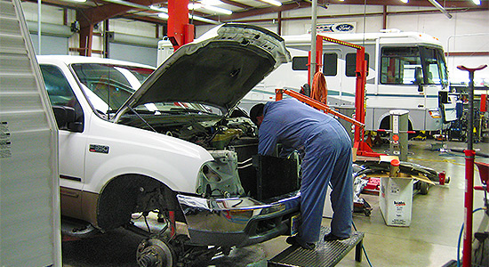 Diesel Repair Carson City Nevada